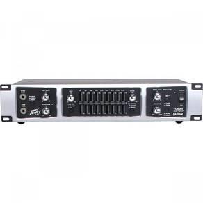 Peavey Tour 450 (450W) Bass Guitar Amplifier Head