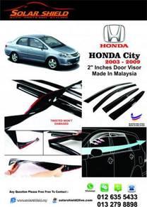 Honda City 2003 Mugen Door Visor