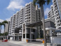 Uppereast Condominium at Tigerlane, Ipoh