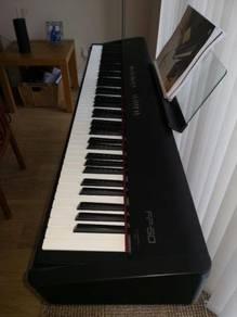 Roland Digital Piano FP-50   Black Rat Keyboard
