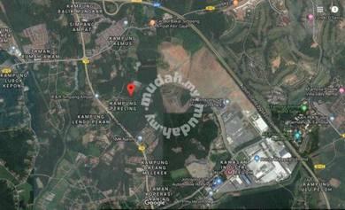 Alor Gajah, Melaka - Tanah Pertanian 5 ekar, Near A'Famosa Resorts