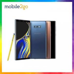 Samsung Galaxy Note 9 [128GB ROM/6GB RAM] Set Msia