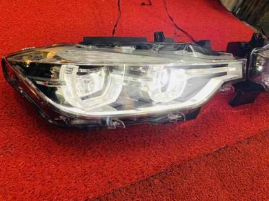 Bmw f30 3d led headlamp head lamp light lights 3