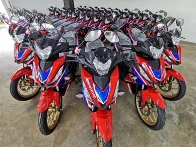 Promosi motosikal harga pasar malam #pip