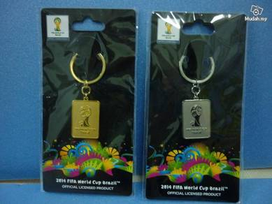 FIFA World Cup Key Chain 2014