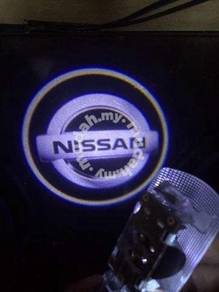 Nissan oem door light shadow light plug n play
