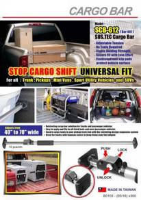 Cargo bar for 4x4