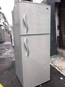 LG fridge 2 doors Peti Sejuk Ais Refrigerator ice
