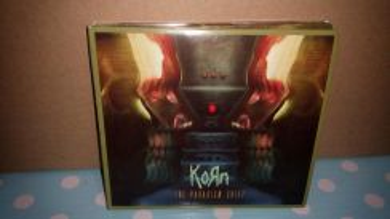 CD Korn - The Paradigm Shift CD/DVD