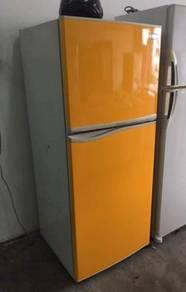 2 doors fridge Peti Sharp Sejuk Ais Refrigerator