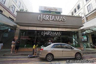 NICELY RENOVATED Cafe at HARTAMAS SHOPPING CENTER