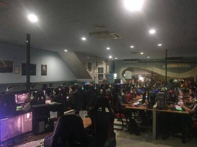 Cyber Cafe Shah Alam