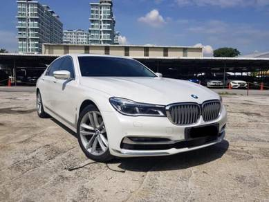 Used BMW 740Le for sale