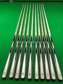 New One Piece Snooker Cue V2