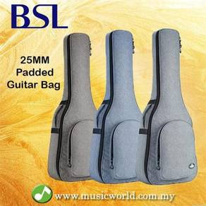 BSL 25mm Extra Padded Premium Acoustic Guitar Bag