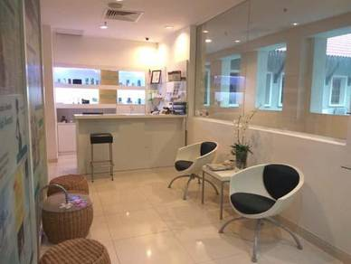 Fully Renovated Treatment Centre