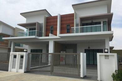 Seremban New Freehold House 22 x 80 Free all fees , 0% downpayment