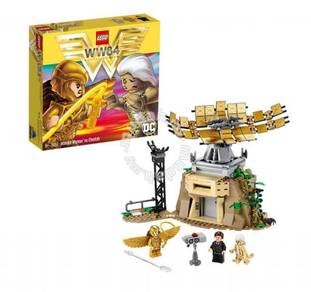 [Ready Stock] LEGO Wonder Woman VS Cheetah 76157