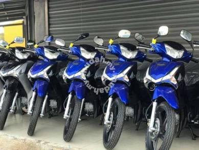 Promosi motorsikal harga pasar malam #pip