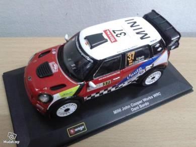 MINI John Cooper Works WRC Dani Sordo