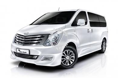 Hyundai Grand Starex for rent