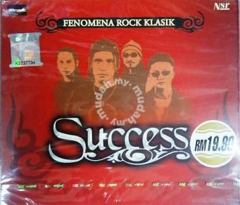 CD SUCCESS Fenomena Rock Klasik