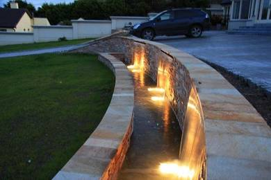 Fountain Pool Stainless steel Under water light