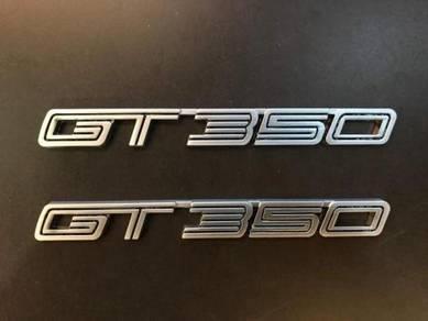 Ford Mustang Gt350 Emblem / Logo