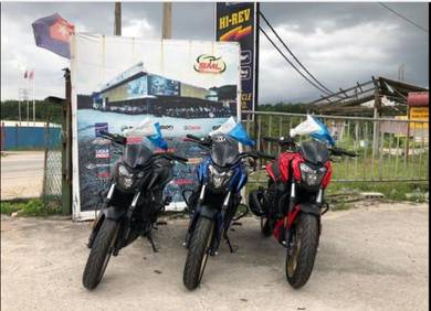 New modenas dominar 400 now promotion