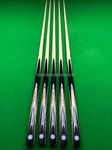 New One Piece Maple Snooker Cue V5