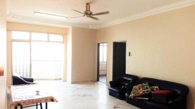Lina Murah Apartment Lagoon Perdana fully reno