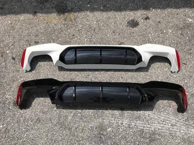 BMW G30 M5 Diffuser G30 M Sport Diffuser