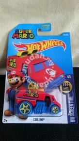 Hotwheels Super Mario cool-one not Tomica