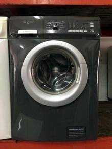 Dark Grey Electrolux Washing Black Machine 7kg