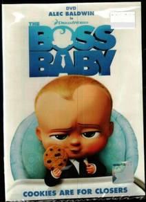 DVD THE BOSS BABY Alec Baldwin
