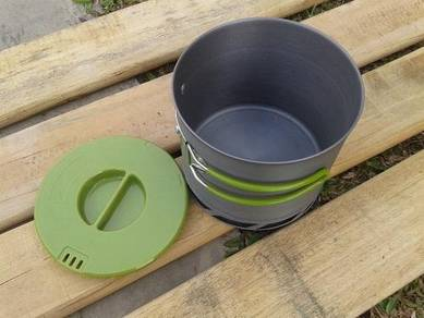 Camping Cooking Set Special Energy Gathered Pan