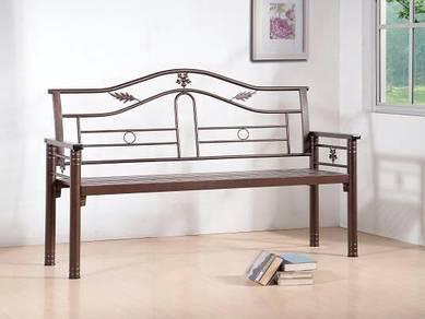 5 feet Wrought Iron Bench
