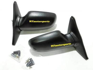 Toyota Corolla EE90 AE90 Manual Door Side Mirror