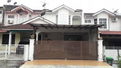 2 storey Terrace (fully reno), Taman kota kenari, Kulim