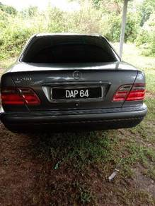 New Mercedes Benz E200 for sale