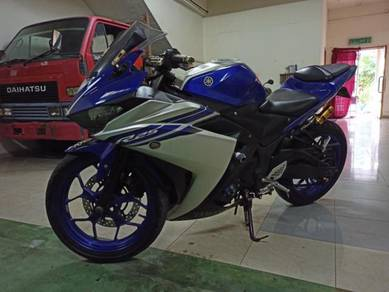 Yamaha R25 250 Fi Fast model Ori Mto lst 1unt