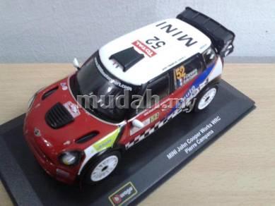 Mini John Cooper Works WRC Pierre Campana
