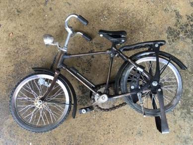 Basikal Mini Antik Vintage Bicycle Rare Collection