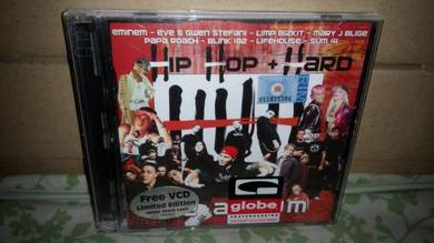 CD Hip Hop + Hard CD/VCD