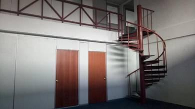 Pejabat 6 bilik di Peringgit Point Melaka