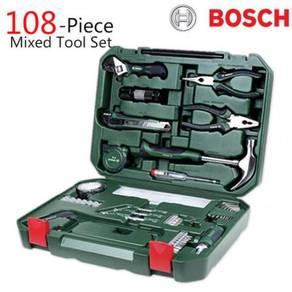 Bosch 108-piece Hand Tool & Accessories Set 260701