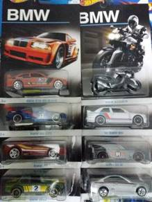 Hotwheels BMW series