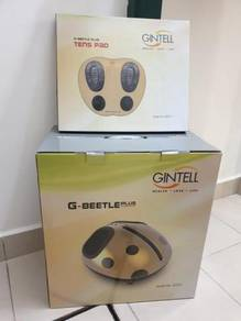 Gintell G-Beetle Plus Foot Massager with Tens Pad