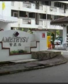 Desa Permata Amethyst Block 11 FULLY RENOVATED 1 CAR PARK