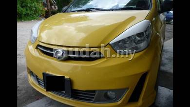 Perodua New Myvi Eye Lip